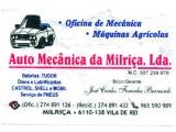 Auto Mecânica da Milriça, Lda.