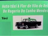 Auto táxi A Flor de Vila de Rei